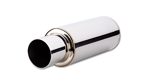 Outlet Vibrant Exhaust Tip - 6