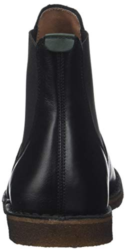 Tinto 8 noir Mujer Kickers Botines Negro awqfPPSx