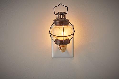 Park Designs Sea Lantern Night -