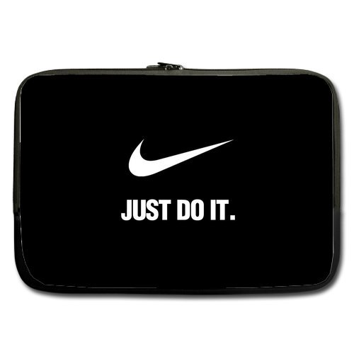 competitive price 5cbf5 41a61 Just Do It Nike Slogan Custom Sleeve Case for Macbook Pro 13inch ...