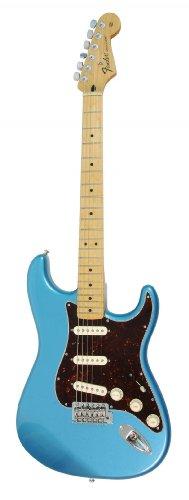 Noiseless Stratocaster Pickups (Fender Standard Stratocaster Strat Mod Guitar Hot Noiseless Pickups LPB/MN)