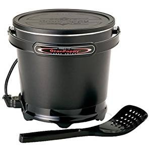 Presto 05411 GranPappy Electric Deep Fryer 3-Pack by Presto