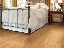"Shaw Floors Classico Plank 5.83"" Luxury Vinyl Tile Flooring Alba Sample"