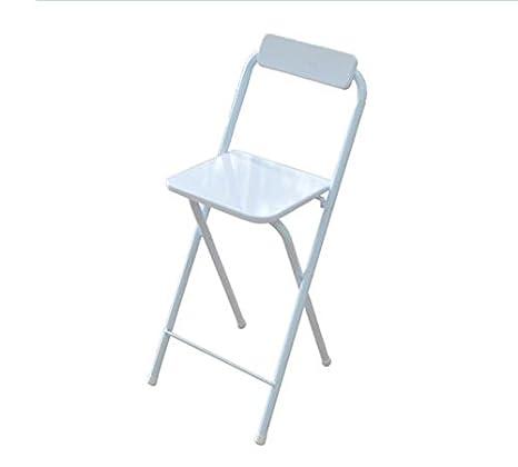 Amazon.com: Alto taburete de Bar/taburete/silla de respaldo ...