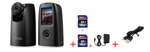 TLC 200 PRO + 2 Free 16GB SDHC + 1 Power Supply + 1 Micro USB cable by Brinno