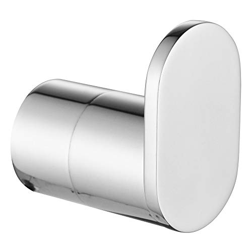 Robe Towel Hook, APLusee SUS304 Stainless Steel Round Utilit