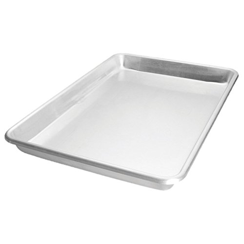Winco Bake/Roast Pan Without Handle 17-3/4'' x 25-3/4'' x 2-1/4'' Deep, 2.4 mm Thick by Winco