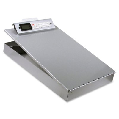 Saunders Redi Rite Form Holder - Saunders Redi-Rite Form Holder w/Calculator