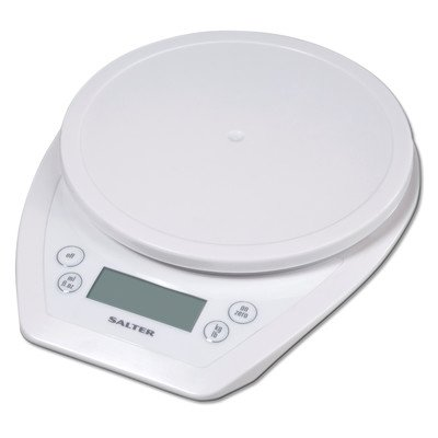 - Aquatronic Electronic Scale in White