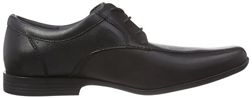 Over Leather Noir Brogues Forbes Clarks Homme black v4xY5nTWwq