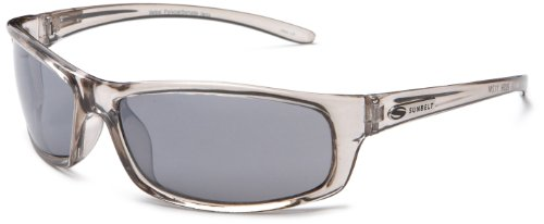 Sunbelt Rush 112 Resin Sunglasses,Crystal Grey Frame/Grey Lens,one size (Sunglasses Sunbelt)
