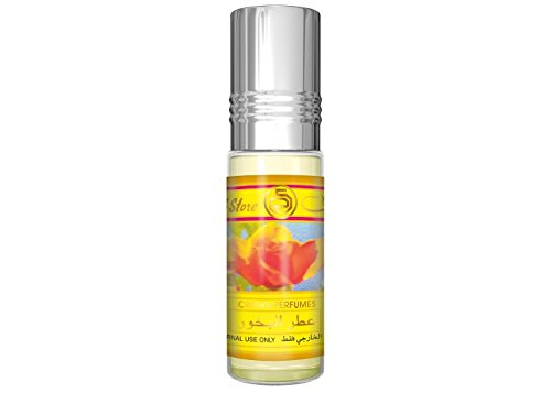 Bakhoor Perfume Oil - 6ml by Al Rehab