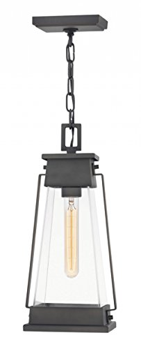 Hinkley 1132AC Arcadia Outdoor Pendant, 1-Light, 100 Watts, Aged Copper Bronze