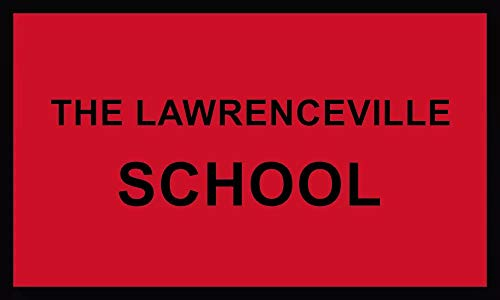 BeeFuture The Lawrenceville School Flag 3x5 FT Vivid Color and UV Fade Resistant Flag 3x5 Foot Polyester Flag Banner with Two Brass (Lawrenceville 2 Light)