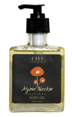 FarmHouse Fresh FarmHouse Fresh Agave Nectar Body Oil - 4 oz