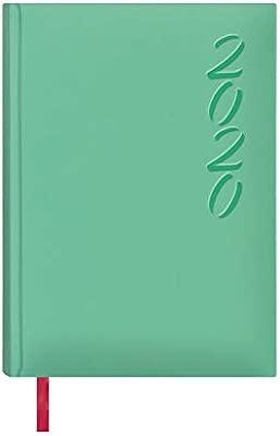 Dohe 12551 - Agenda Brasilia día página, color verde menta ...