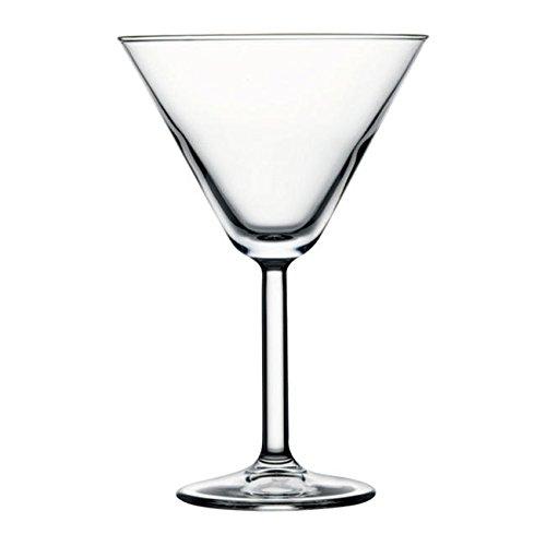 Hospitality Glass Brands Primetime 10 25 Oz Martini Glass  Case Of 24