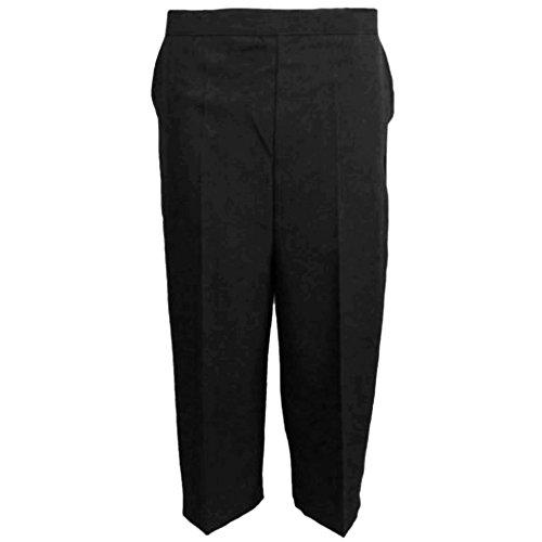 Mujer Talla Grande Myshoestore Pantalones Para Mujer Con Cintura Elastica Tipo Tres Cuartos Ropa Heritagejewels Com Pk