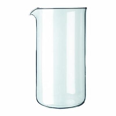Bodum Spare Glass Carafe for French Press Coffee Maker