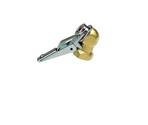 - Coilhose Pneumatic CH10CP Brass Ball Foot Chuck with 1/4