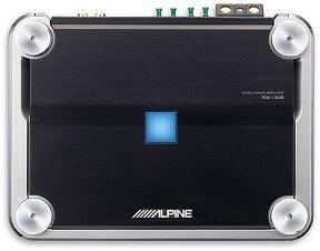 NEW ALPINE PDX1.1000 MONO CAR AMPLIFIER PDX-1.1000 AMP