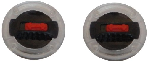 LS2 Helmets Release Knob for FF385/386/396/387/OF569 Helmets (Clear)