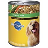 Pedigree Choice Cuts in Gravy Country Stew Dog Food 13.2 oz For Sale