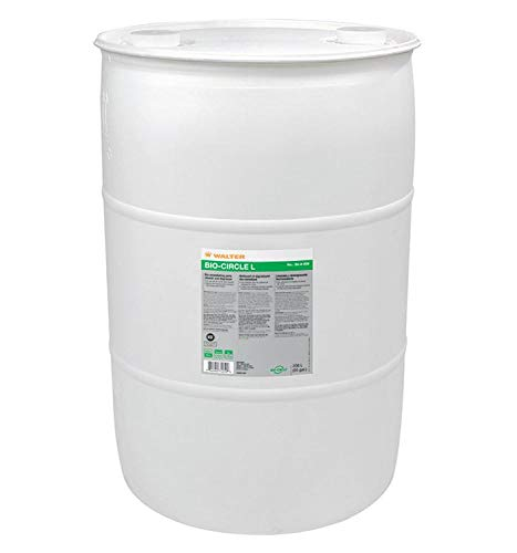 - Walter 55A008 Bio-Circle L Industrial Parts Cleaner - VOC-Free, 55 gal. Drum Degreaser. Oil and Grease Cleaners