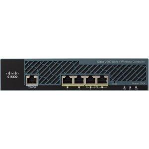 - Cisco AIR-CT2504-15-K9 2504 WLAN Controller