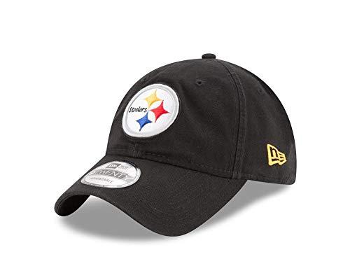 半径軍泥棒New EraメンズPittsburg Steelers 920 Core