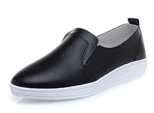 Frau Frühling Aufzug Schuhe, flache Schuhe Frauen Schuhe, Freizeitschuhe faul , US7.5 / EU38 / UK5.5 / CN38