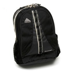 Kelty Junior's Grommet Daypack (Fall 07) (Black/ Charcoal), Outdoor Stuffs