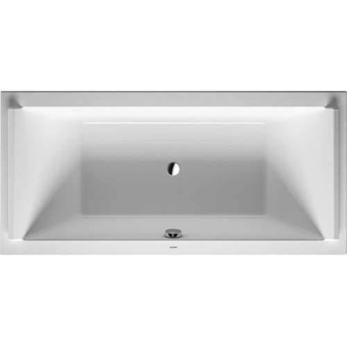 Duravit Starck Soaking Bathtub 700340000000090 White