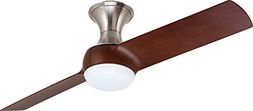 (Emerson CF560BS Duo Ceiling-Fans, Brushed Steel)
