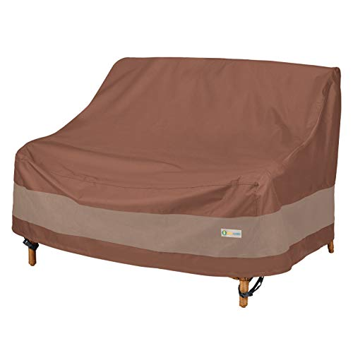 """Duck Covers Ultimate Deep Loveseat Cover 58"""" Wide"""