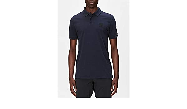 PEAK PERFORMANCE Urban Pique Polo Salute Blue Salute Blue XL ...