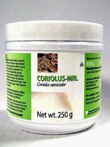 Coriolus Versicolor-MRL 250 Grams by Mycology Research Laboratories by Mycology Research Laboratories