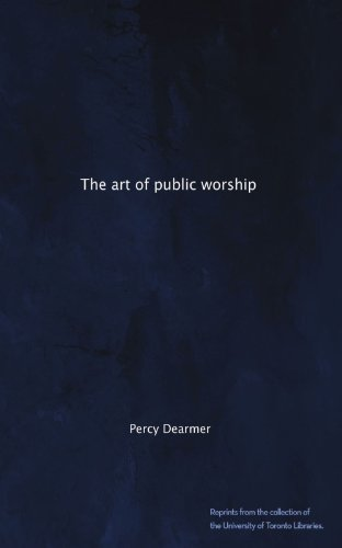 The art of public worship