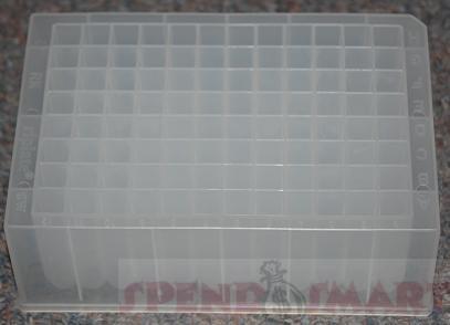 RK - BioExcell 96-Well- deep-Well- 2.2ml Ritter Plate PP Non-Sterile, CS20