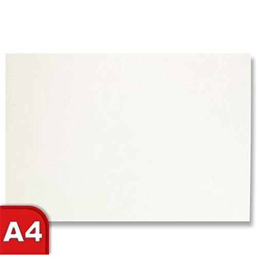 Premier Stationery W2117079 A4 5 mm 212 x 300 mm Foam Board - White (Pack of 10)