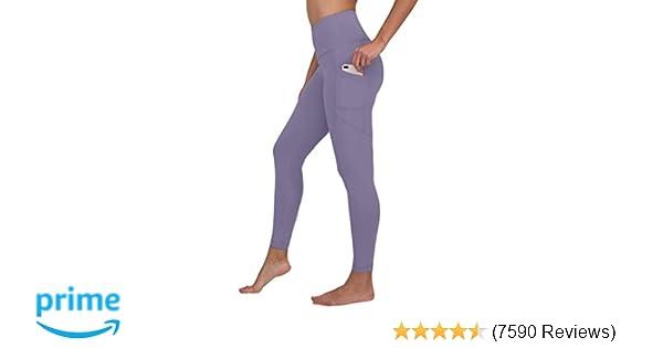 681243c2d455 Amazon.com: 90 Degree By Reflex Womens Power Flex Yoga Pants: Clothing