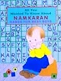 img - for Namkaran: Names for Baby Boys (All You Wanted to Know About) book / textbook / text book