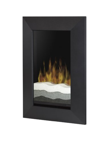 Cheap Dimplex V1525BT-BLK Beveled-Trim Wall-Mounted Electric Fireplace Black Black Friday & Cyber Monday 2019