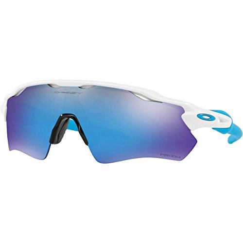 Oakley Men's Radar EV Path MLB Sunglasses,Polished White (Mens Mlb Accessories)