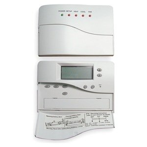 5/1/1 Program Digital Thermostat - 3