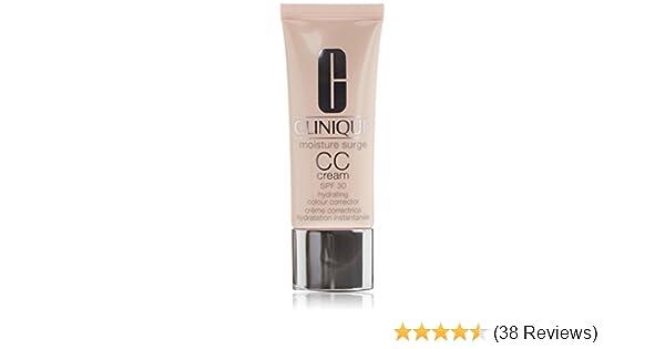 Clinique Moisture Surge All Skin Types CC SPF 30 Hydrating Colour Corrector  Cream, light, 1 4 Ounce