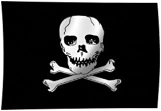 product image for Jolly Roger Flag 5X8 Foot SolarMax Nylon