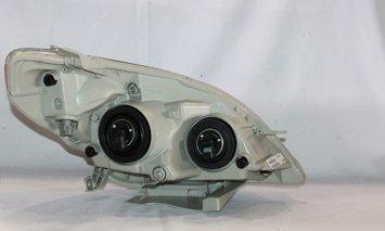 TYC 20-6411-00 Toyota Matrix Passenger Side Headlight Assembly