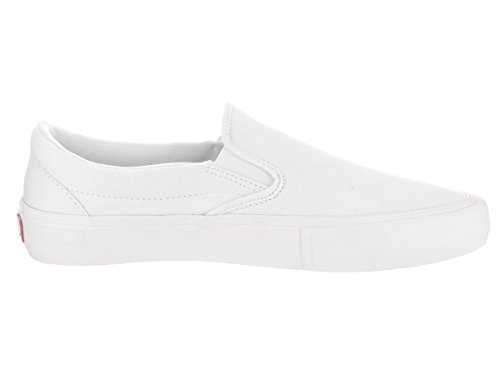 Vans Pro Bronze Skate Shoes White Skate White Pro Vans Pro Shoes On Black Skate Slip RnxX7I