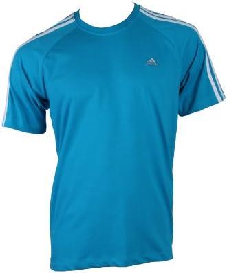 Adidas CR Ess 3s Crew Tee T Shirt ClimaLite Top Oberteil 3
